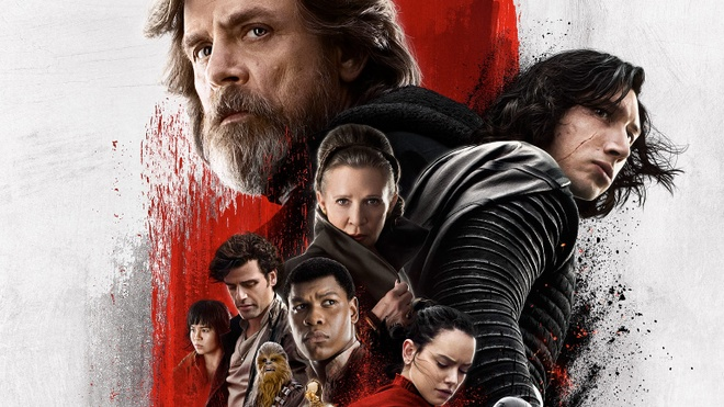 'Star Wars: The Last Jedi' tro thanh phim co doanh thu cao nhat 2017 hinh anh 1