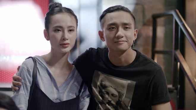 Ha Quyen sinh em be, CLB gap kho trong teaser 'Glee' tap cuoi hinh anh