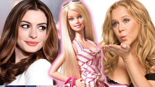 Anne Hathaway co the sam vai bup be Barbie trong phim live-action moi hinh anh 1