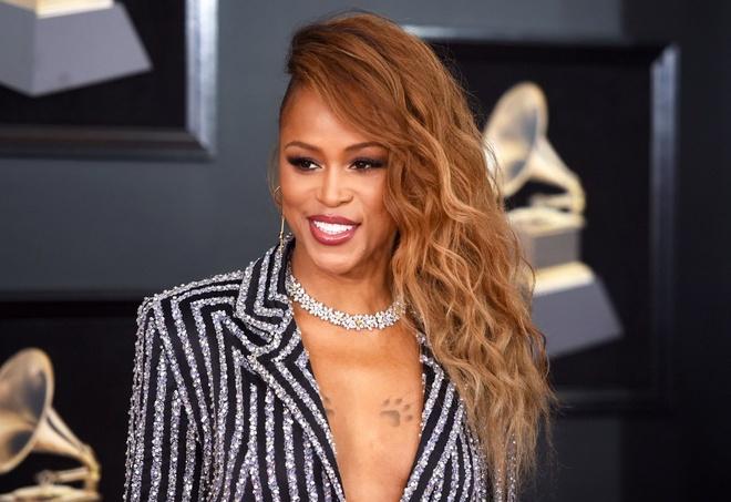 10 ngoi sao trang diem dep nhat o le trao giai Grammy 2018 hinh anh 5