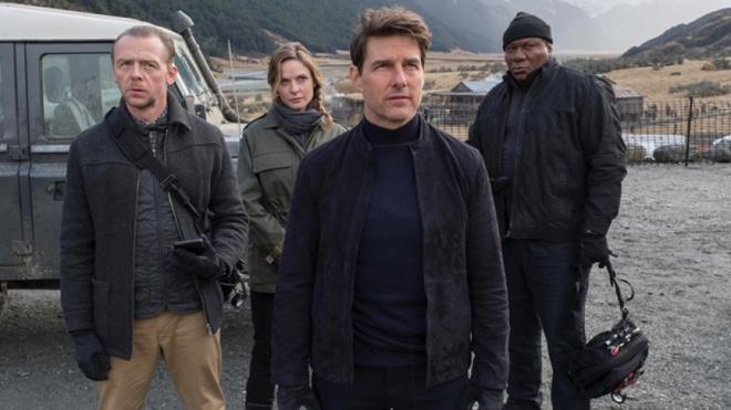 Canh Tom Cruise bi thuong van xuat hien trong 'Nhiem vu bat kha thi 6' hinh anh