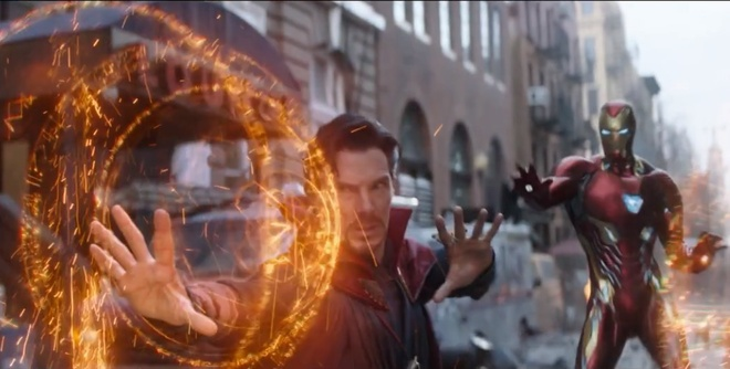 Cac chi tiet dat gia trong trailer moi cua 'Avengers: Infinity War' hinh anh