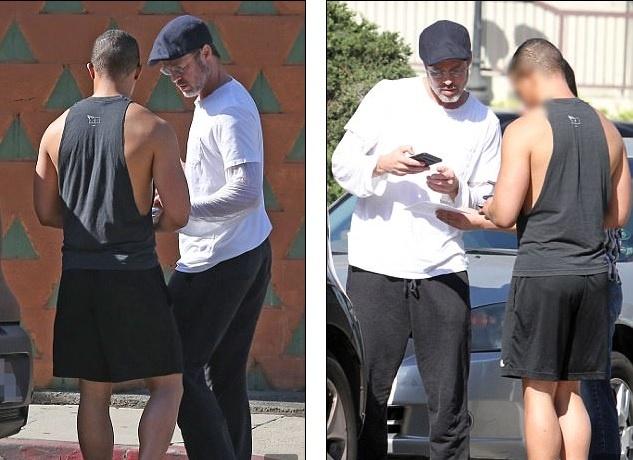 Brad Pitt hanh xu trach nhiem khi gay tai nan cho nguoi khac hinh anh 4