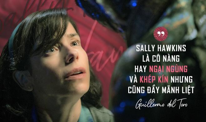 Sally Hawkins: 'Vit hoa thien nga' nho tai nang dien xuat dinh cao hinh anh