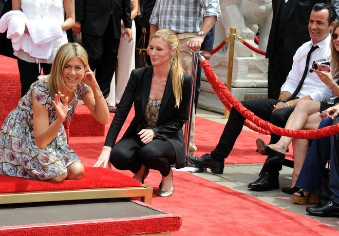 Hanh trinh 7 nam tinh yeu cua vo chong Jennifer Aniston truoc ly hon hinh anh 3