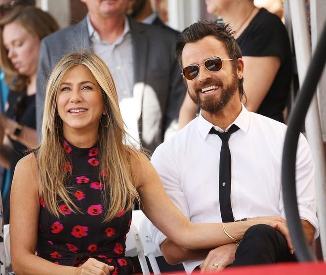 Hanh trinh 7 nam tinh yeu cua vo chong Jennifer Aniston truoc ly hon hinh anh 13