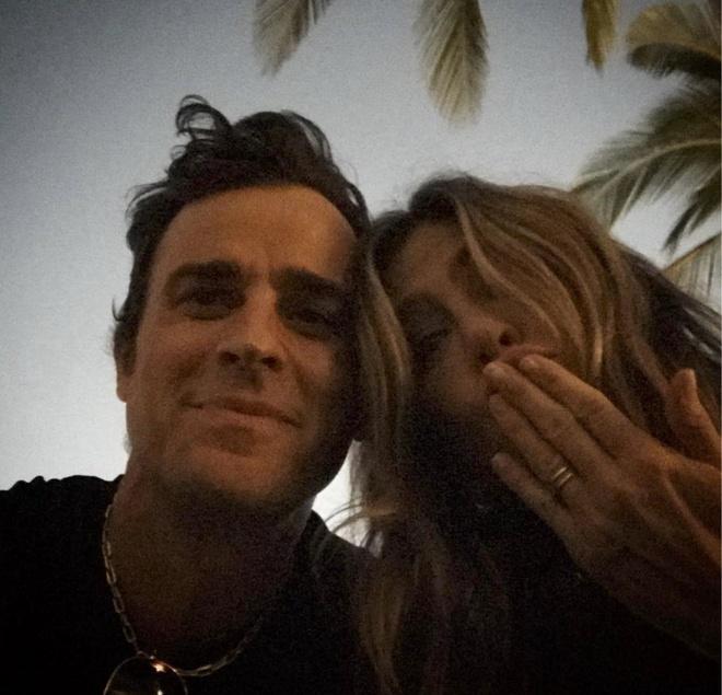 Hanh trinh 7 nam tinh yeu cua vo chong Jennifer Aniston truoc ly hon hinh anh 11