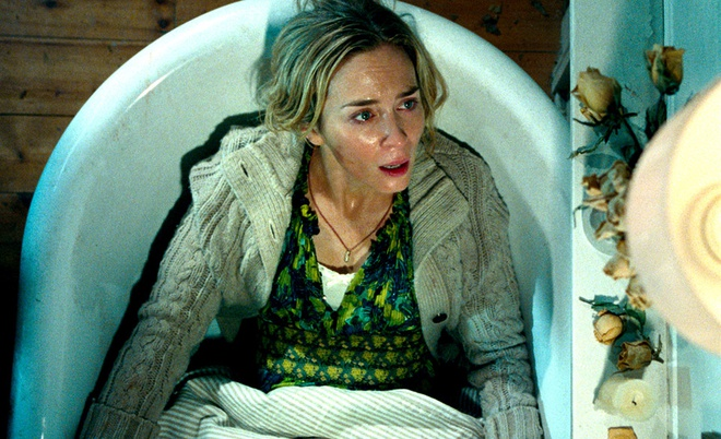 Canh ha sinh im lang dang so cua Emily Blunt trong trailer phim moi hinh anh