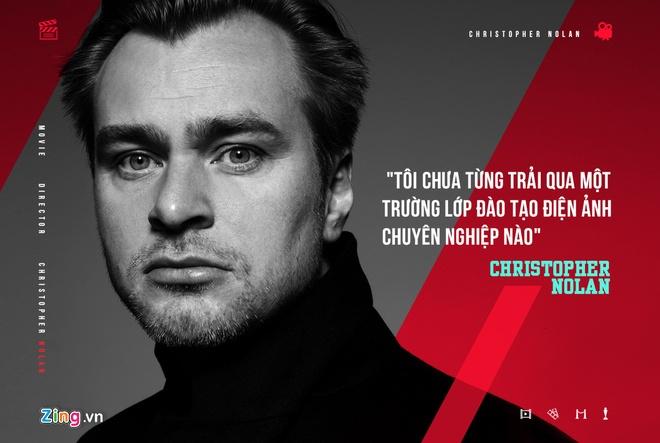 Dao dien Christopher Nolan: Quai kiet cua dien anh Hollywood hinh anh