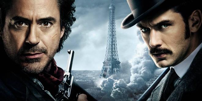 Robert Downey Jr dong Sherlock Holmes 3 anh 1