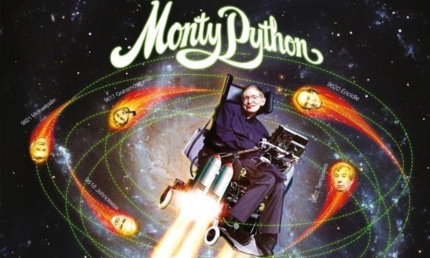 Khong chi len phim, Stephen Hawking con dem khoa hoc vao am nhac hinh anh 1
