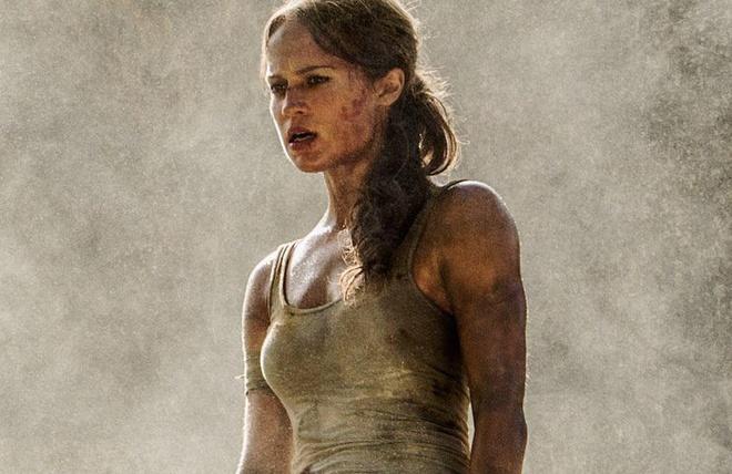 Alicia Vikander bi che nguc nho, kem quyen ru khi dong vai Lara Croft hinh anh