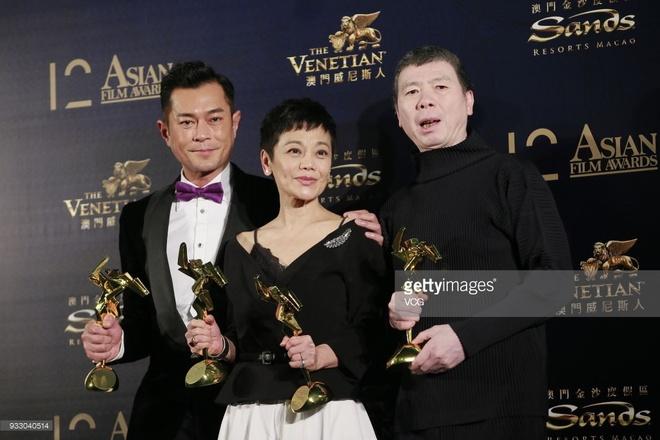 'Oscar chau A': Dien anh Trung Quoc thong tri hinh anh