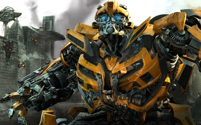 Jaeger va nhung robot gay an tuong nhat tren man anh rong hinh anh