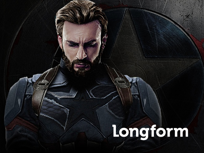 Chris Evans: Hanh trinh ky dieu voi Captain America sap khep lai hinh anh