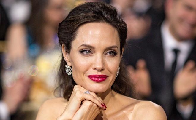 Angelina Jolie phu nhan hen ho voi doanh nhan bat dong san hinh anh