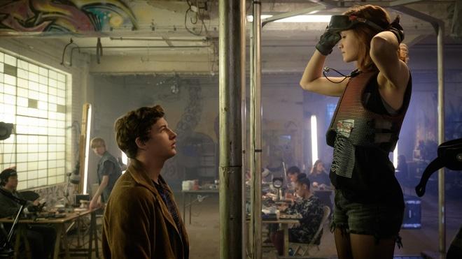 Bom tan 'Dau truong ao' cua Steven Spielberg duoc khen ngoi het loi hinh anh 2