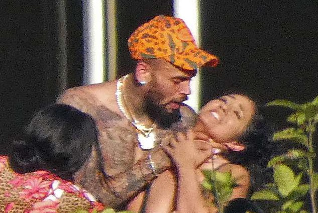 Chris Brown cam on du luan sau khi bi to bop co, hanh hung phu nu hinh anh