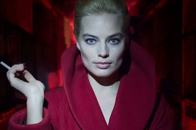 Margot Robbie dong Terminal anh 1