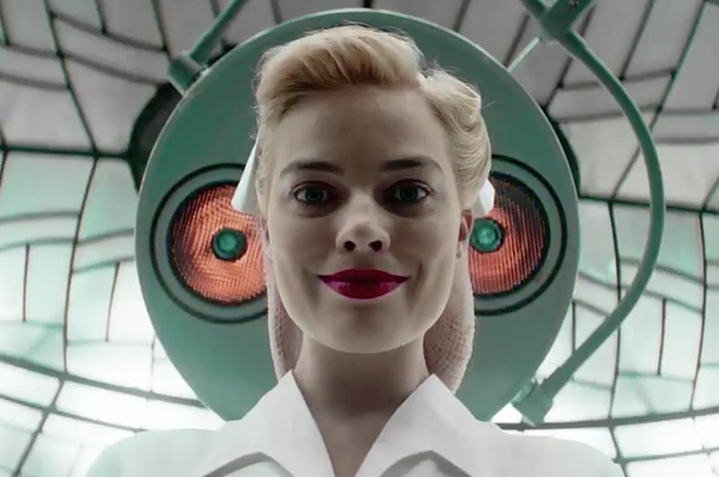 Margot Robbie dong Terminal anh 3