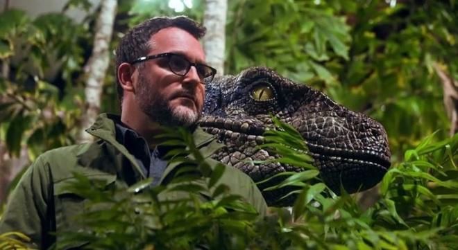 Colin Trevorrow bo 'Star Wars IX' tro lai lam 'The gioi khung long 3' hinh anh