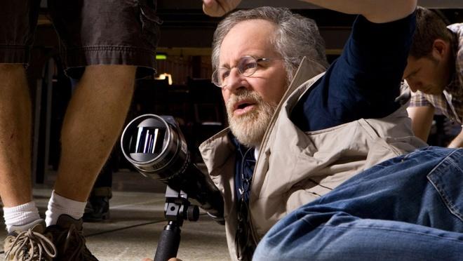 Steven Spielberg va cac dao dien tuoi 'co lai hy' van lam phim hinh anh
