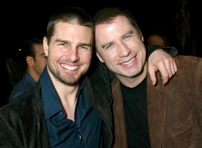 Tom Cruise va John Travolta anh 1