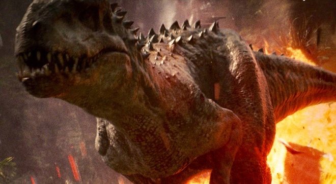 Chris Pratt suyt bi khung long nuot chung trong 'Jurassic World 2' hinh anh