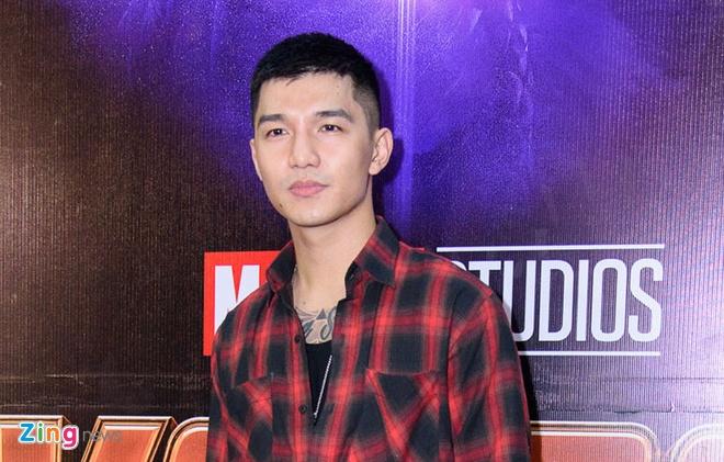 Khuong Ngoc, Mai Tai Phen phan khich di xem 'Avengers: Infinity War' hinh anh