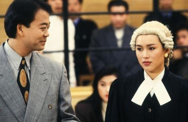 Phim TVB: Tro lai o at nhung mat han ban sac kinh dien hinh anh