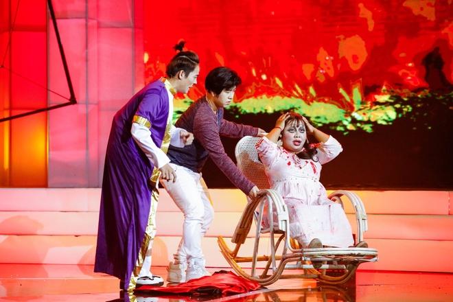 Akira Phan tai hien game show 'Di tim an so' mot thoi cua Thanh Bach hinh anh 1