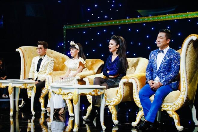 Akira Phan tai hien game show 'Di tim an so' mot thoi cua Thanh Bach hinh anh 2