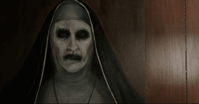 Ngoai truyen cua 'The Conjuring' gay am anh voi ma so Valak hinh anh 1