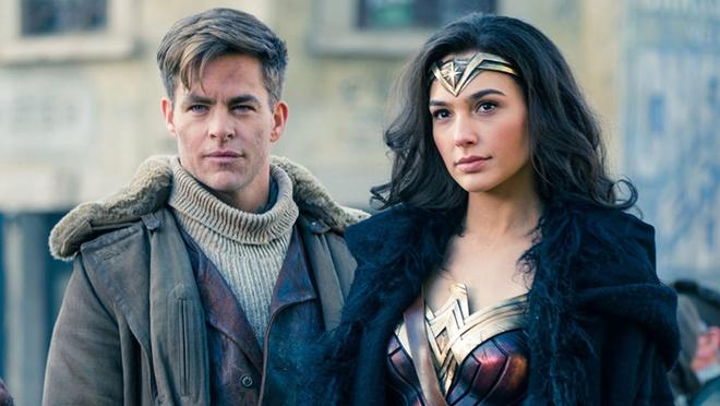 Hinh anh dau tien cua 'Wonder Woman 2' he lo Chris Pine se tro lai hinh anh