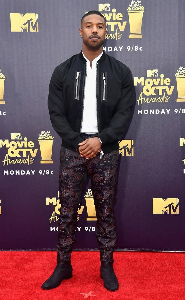 Dan sao dinh dam do bo tham do le trao giai MTV 2018 hinh anh 11