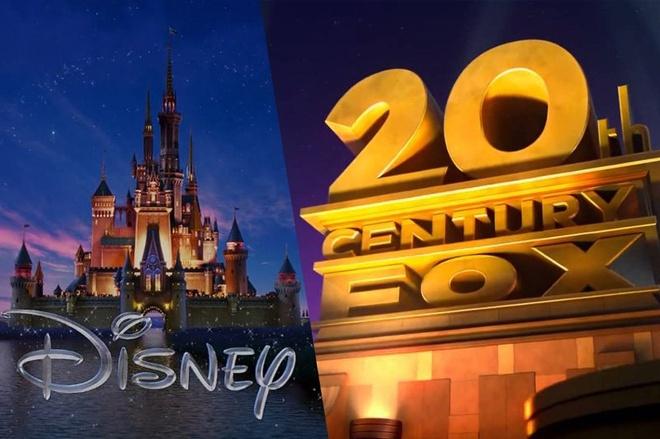 Walt Disney nang gia mua hang Fox len hon 71 ty USD hinh anh