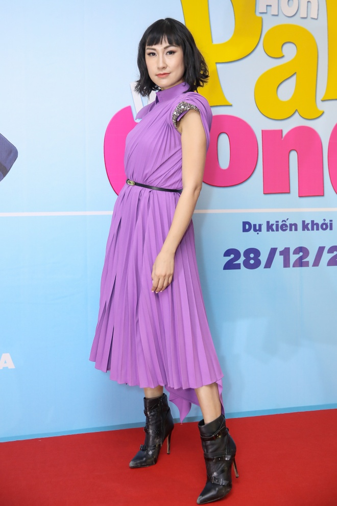 Thai Hoa, Kaity Nguyen hoan doi than xac trong phim moi hinh anh 10