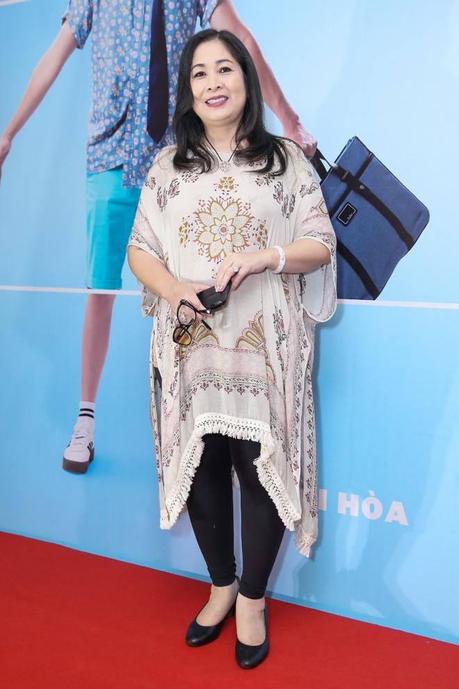 Thai Hoa, Kaity Nguyen hoan doi than xac trong phim moi hinh anh 8