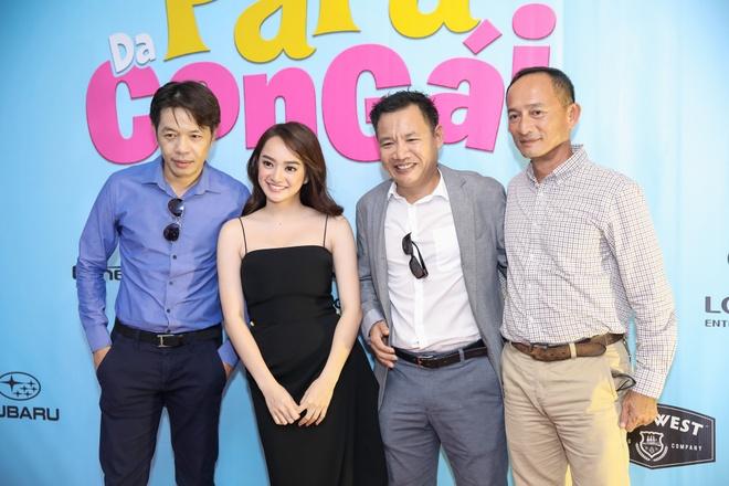 Thai Hoa, Kaity Nguyen hoan doi than xac trong phim moi hinh anh 13