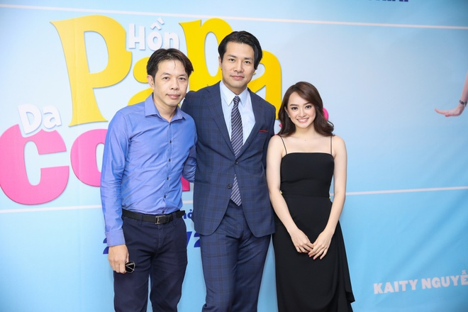 Thai Hoa, Kaity Nguyen hoan doi than xac trong phim moi hinh anh 2