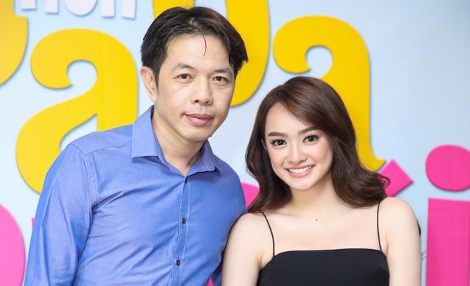 Thai Hoa, Kaity Nguyen hoan doi than xac trong phim moi hinh anh