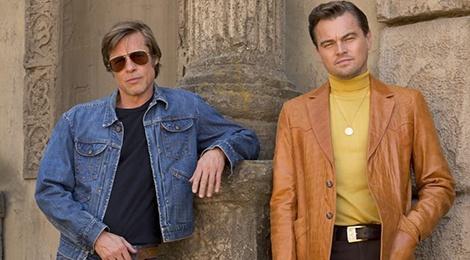 Tao hinh thap nien 1970 cua Leonardo DiCaprio va Brad Pitt hinh anh