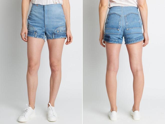 Quan jeans lon nguoc tao bao gay xon xao gioi thoi trang hinh anh 1
