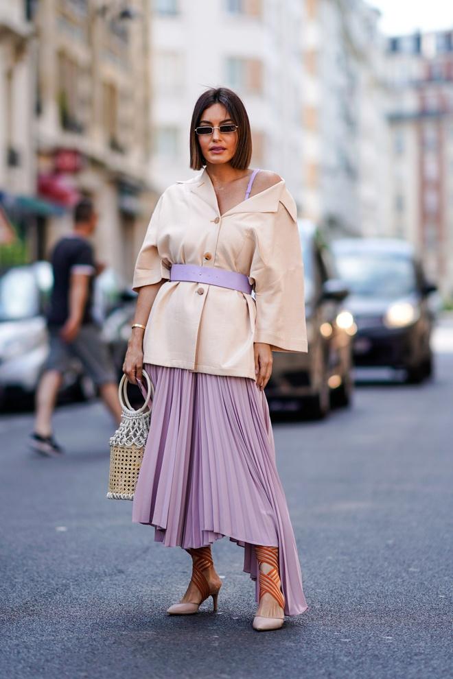 Nhung goi y street style hoan hao o tuan le thoi trang Haute Couture hinh anh 2