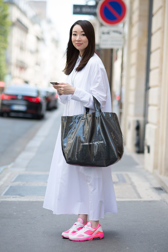 Nhung goi y street style hoan hao o tuan le thoi trang Haute Couture hinh anh 9