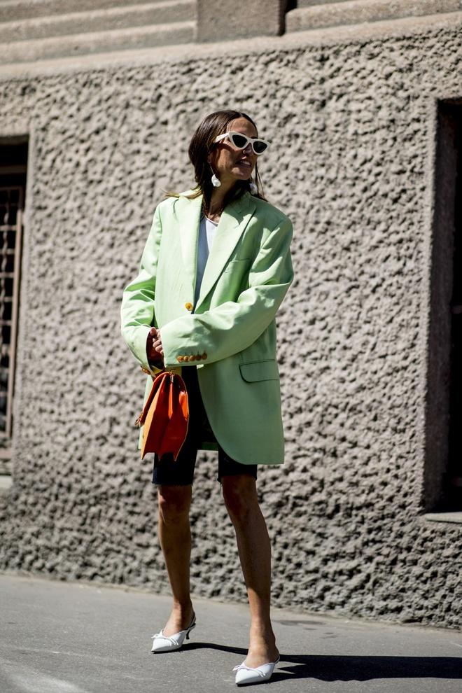 Nhung goi y street style hoan hao o tuan le thoi trang Haute Couture hinh anh 8