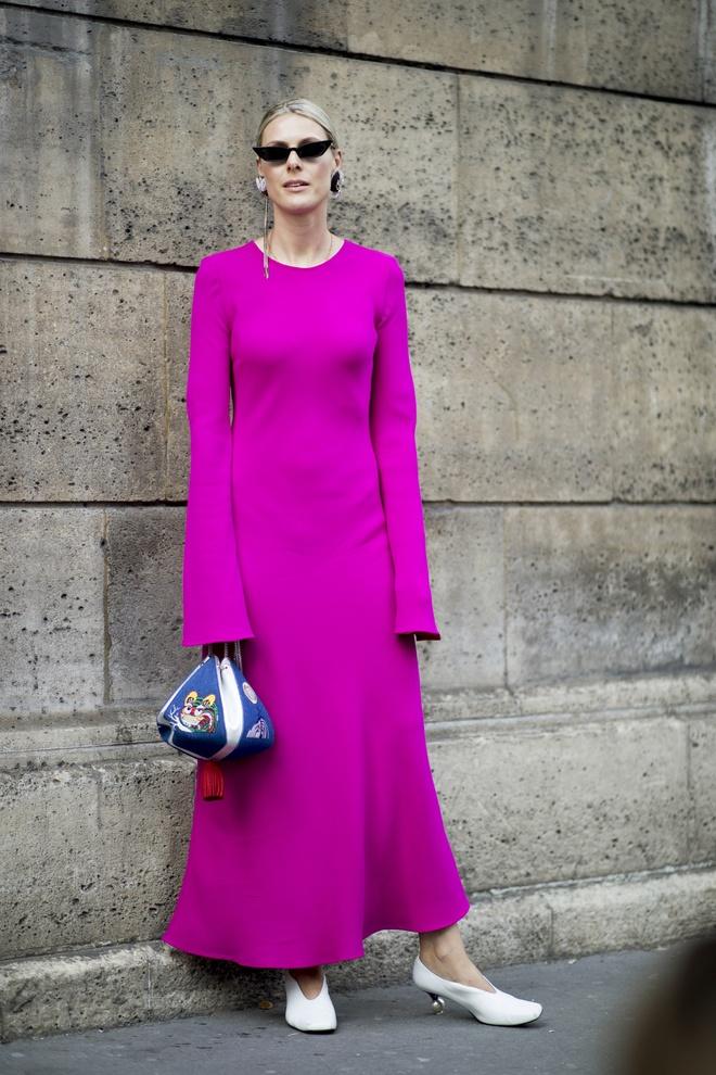 Nhung goi y street style hoan hao o tuan le thoi trang Haute Couture hinh anh 5