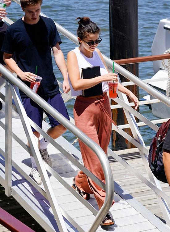 Selena Gomez justin bieber anh 1