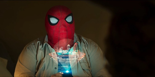 Nhung thong tin moi nhat ve bom tan 'Spider Man: Far From Home' hinh anh