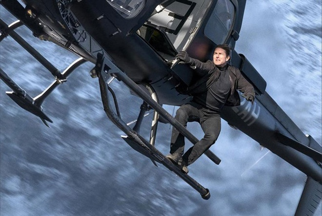 Hau truong nhung canh hanh dong trong 'Mission Impossible 6' hinh anh